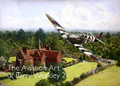 The Aviation Art of Barry Weekley