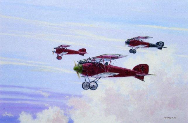 Y Flying Dolphins Barry Weekley Prints